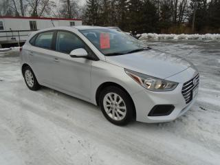 Used 2019 Hyundai Accent Preferred for sale in Beaverton, ON