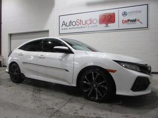Used 2018 Honda Civic Sport CVT avec Honda Sensing **TOIT**MAG for sale in Mirabel, QC