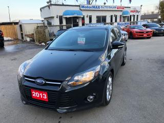 Used 2013 Ford Focus Titanium for sale in Stoney Creek, ON
