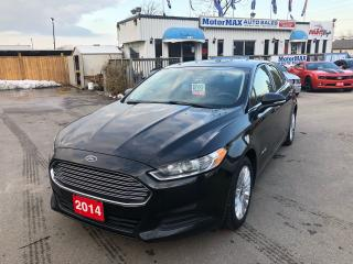 Used 2014 Ford Fusion HYBRID- ACCIDENT FREE- WE FINANCE for sale in Stoney Creek, ON