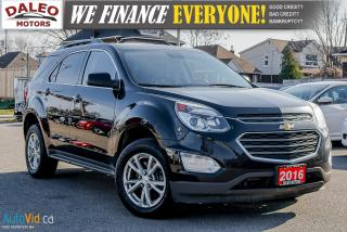 Used 2016 Chevrolet Equinox LT | AWD | HEATED SEATS | BLUETOOTH | BACK-UP CAM for sale in Hamilton, ON