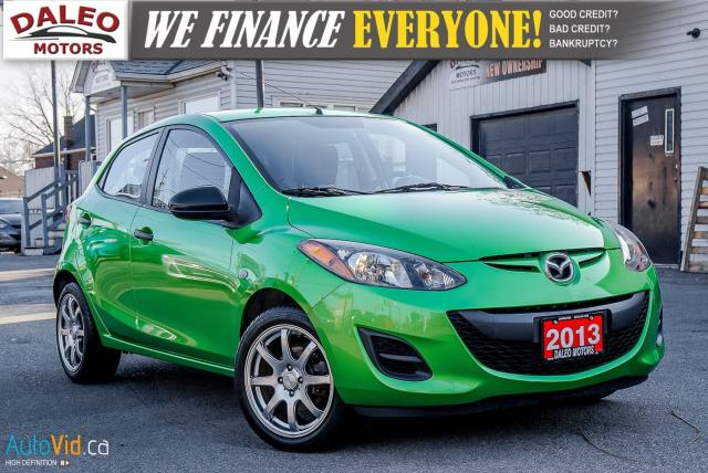 2013 Mazda MAZDA2 GX | 1 OWNER | ONLY 57KMS!
