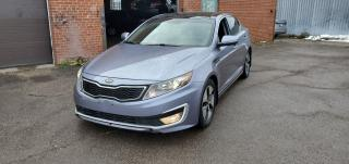 Used 2012 Kia Optima Hybrid Premium for sale in North York, ON
