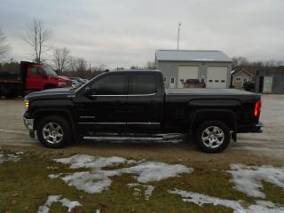 Used 2014 GMC Sierra 1500 SLT for sale in Durham, ON