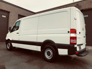 Used 2015 Mercedes-Benz Sprinter 2500 BlueTec for sale in Mississauga, ON