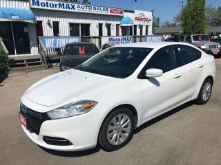 Used 2014 Dodge Dart AERO-ONE OWNER- WE FINANCE for sale in Stoney Creek, ON