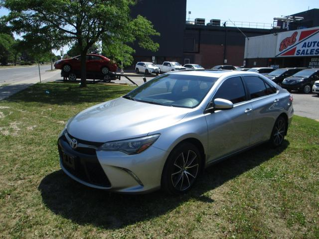 2015 Toyota Camry XSE ~ V6 ~ NAV. ~ REAR CAM.