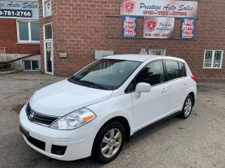 Used 2012 Nissan Versa 1.8 SL/6 SPEED/NAVIGATION/NO ACCIDENT/SAFETY INCL for sale in Cambridge, ON