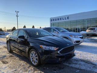 Used 2017 Ford Fusion SE for sale in St-Eustache, QC