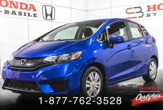 Used 2015 Honda Fit LX à hayon 5 portes for sale in St-Basile-le-Grand, QC