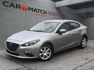 Used 2016 Mazda MAZDA3 GX / *AUTO* / NO ACCIDENTS for sale in Cambridge, ON