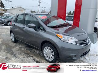 Used 2016 Nissan Versa Note SV for sale in Rouyn-Noranda, QC