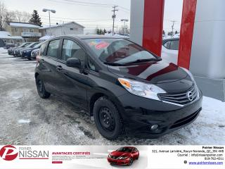 Used 2014 Nissan Versa Note SL for sale in Rouyn-Noranda, QC
