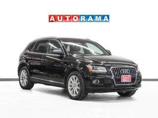 Used 2017 Audi Q5 3.0T Technik 4WD Nav Leather Pano-Roof Backup Cam for sale in Toronto, ON