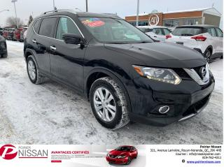 Used 2016 Nissan Rogue Sv Toit + Navigation for sale in Rouyn-Noranda, QC