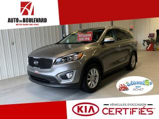 Used 2017 Kia Sorento LX V6 AWD 7XPASS PRET HIVER 5000LBS for sale in Notre-Dame-des-Pins, QC