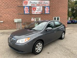 Used 2009 Hyundai Elantra GL/2L/NO ACCIDENT/2 SETS OF TIRES/SAFETY INCLUDED for sale in Cambridge, ON