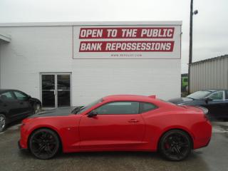 Used 2017 Chevrolet Camaro 1SS for sale in Toronto, ON