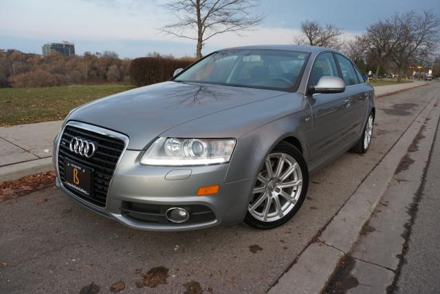 2010 Audi A6 S-LINE / NO ACCIDENTS / LOCALLY OWNED / STUNNING