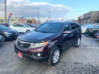 Used 2011 Kia Sorento EX LUXURY for sale in Hamilton, ON