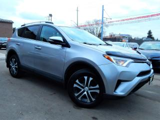 Used 2017 Toyota RAV4 LE.Toyota Sense.Reverse Camera.One Owner for sale in Kitchener, ON