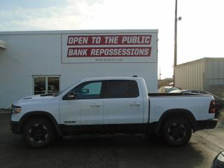 Used 2019 RAM 1500 Rebel for sale in Toronto, ON