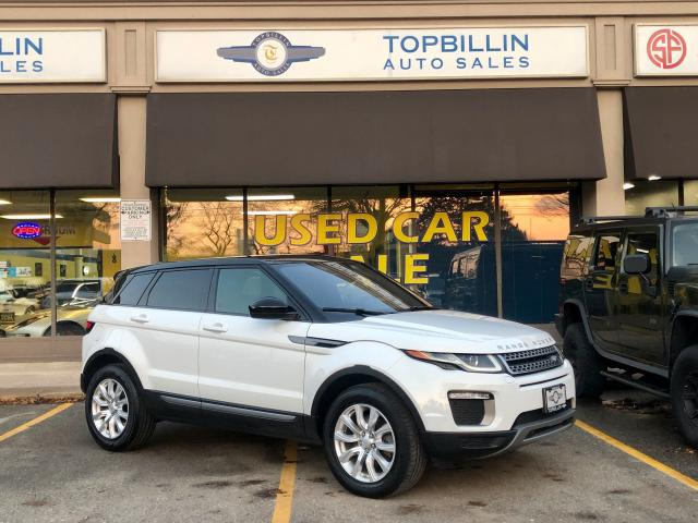 2017 Land Rover Range Rover Evoque 4WD, Navi, Pano Roof, Only 46K
