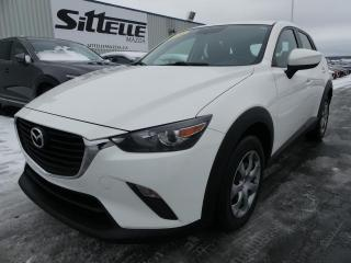 Used 2016 Mazda CX-3 GX / AWD / JAMAIS ACCIDENTE for sale in St-Georges, QC