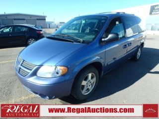Used 2007 Dodge GRAND CARAVAN SXT WAGON 3.8L for sale in Calgary, AB