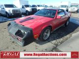 Photo of Red 1984 Chevrolet CAMARO Z28 2 DOOR COUPE AT 5.0L