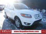 Photo of White 2010 Hyundai Santa Fe