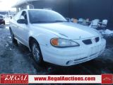 Photo of White 2003 Pontiac Grand Am