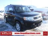 Photo of Black 2009 Honda ELEMENT  4D UTILITY 4WD