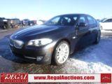 2011 BMW 5 Series 550I 4D Sedan