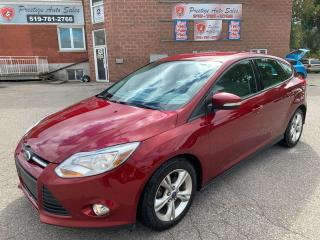 Used 2013 Ford Focus SE/2L/ONE OWNER/NO ACCIDENT/SAFETY INCLUDED for sale in Cambridge, ON