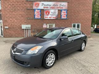 Used 2009 Nissan Altima 2.5 S/NO ACCIDENT/2 SETS OF TIRES/SAFETY INCLUDED for sale in Cambridge, ON
