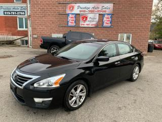 Used 2015 Nissan Altima 2.5 SV/SAFETY INCLUDED/REMOTE STARTER for sale in Cambridge, ON