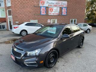 Used 2015 Chevrolet Cruze Diesel/2T/NO ACCIDENT/SAFETY INCLUDED for sale in Cambridge, ON