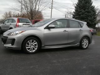 Used 2012 Mazda MAZDA3 GS SPORT for sale in Stoney Creek, ON