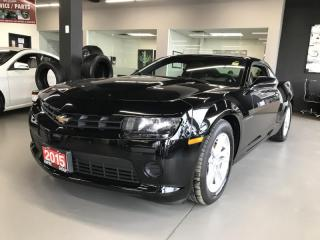 Used 2015 Chevrolet Camaro for sale in London, ON