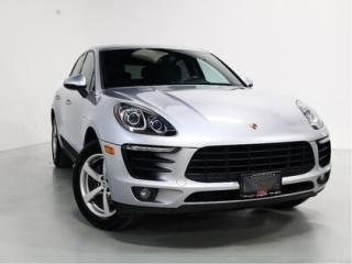 Used 2017 Porsche Macan WARRANTY   SPORTS CHRONO   PANO for sale in Vaughan, ON