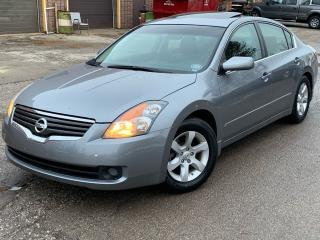 Used 2009 Nissan Altima SL for sale in Brampton, ON