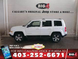 Used 2016 Jeep Patriot Sport/North | 4x4 | Heated Seats | for sale in Calgary, AB