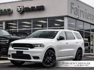 Used 2019 Dodge Durango GT l DUAL DVD l SUNROOF l BLACKTOP PKG l for sale in Burlington, ON