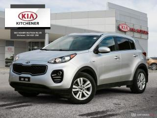 Used 2017 Kia Sportage LX AWD - ONE OWNER, CARFAX CLEAN! for sale in Kitchener, ON