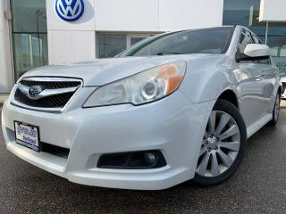Used 2010 Subaru Legacy 3.6 w/Limited & Multimedia Pkg for sale in Guelph, ON