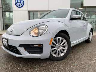 Used 2017 Volkswagen Beetle Coupe Trendline for sale in Guelph, ON