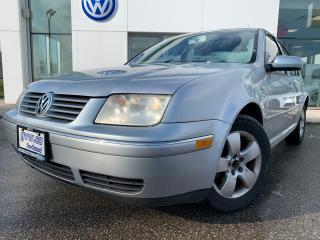 Used 2004 Volkswagen Jetta Sedan GLS for sale in Guelph, ON