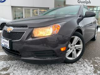Used 2014 Chevrolet Cruze DIESEL for sale in Guelph, ON