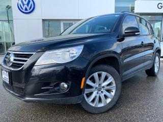 Used 2010 Volkswagen Tiguan Trendline for sale in Guelph, ON